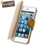 Snuggs 730848 - Étui Folio pour iPhone 5S