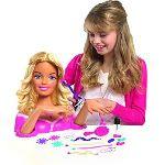 IMC Toys Tête à coiffer deuxe Barbie