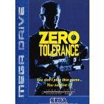 Zero Tolerance sur Megadrive