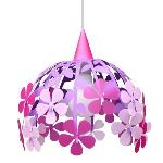 Rosemonde et Michel Coudert Lampe suspension enfant Bouquet