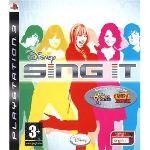 Disney Sing it - Le jeu + 2 micros sur PS3