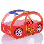 LCP Kids Tente de jeu Pop Up voiture avec 100 balles