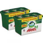 Ariel Lessive 3 en 1 Pods Régulier 12 lavages - lot de 2
