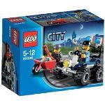 Lego 60006 - City : Le 4x4 de la police spéciale