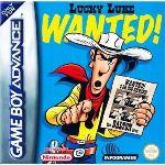 Lucky Luke Wanted sur GBA