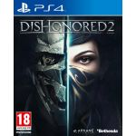 Dishonored 2 sur PS4