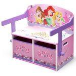 Delta Children Bureau 3 en 1 Disney Princesse