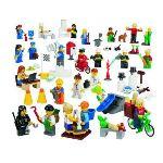 Lego 9348 - Set de figurines