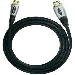 Oehlbach 42430 - Câble Real Matrix Mini HDMi vers mini HDMi 1.5m