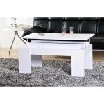 Table basse Open avec plateau relevable