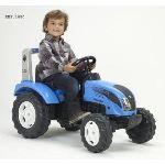 Falk / falquet Tracteur à pédales Landini Power Mondial