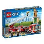 Lego 60112 City : Le grand camion de pompiers