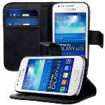 Kwmobile 15254 - Housse en cuir pour Samsung Galaxy Ace 3 S7270 / S7275