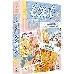 Coffret Lou ! - Volumes 1, 2 et 3
