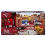 Mattel Cars - Voiture de circuit Mack transformable