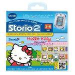 Vtech Jeu tablette Storio 2 : Hello Kitty
