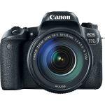 Canon EOS 77D (avec objectif 18-135mm)