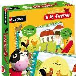 Nathan Mon livre quizz - A la ferme