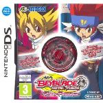 Beyblade : Metal Fusion - Cyber Pegasus + Toupie sur NDS