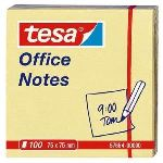 "Tesa Bloc-note repositionnables 100 feuilles cube ""Office notes"" (75x75 mm)"