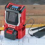 Einhell TE-CR 18 LI - Radio de chantier sans fil