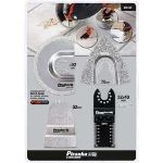 Black & Decker X26160 - Kit d'accessoires pour outil oscillatoire spécial carrelage