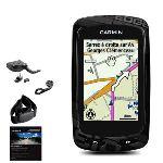 Garmin Edge 810 HRM + CAD + CNE - GPS vélo avec accessoires
