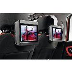 NextBase Click 9 Duo - Kit voiture Lecteur DVD portable avec 2 écrans