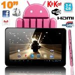 """Yonis Y-tt9g24 - Tablette tactile 10"""" sous Android 4.2 (8 Go interne + Micro SD 16 Go)"""