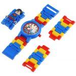 Lego 9005619 - Montre pour enfant DC Super Heroes Superman
