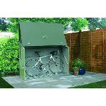 Trimetals Sesame - Abri à vélos en métal 1,40 m2