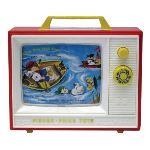 Fisher-Price Télévision musicale