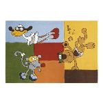 Sigikid Tapis de tapis enfant Bandiloleros Jump (90 x 160 cm)