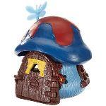 Schleich 49013 - Figurine mini maison bleue Schtroumpf