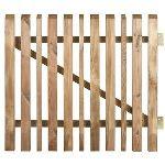 Jardipolys Portillon Oblik en bois autoclave H90x100cm