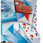 Disney Cars Ready to Go - Drap housse (90 x 190 cm)