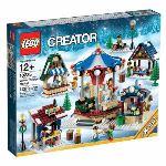 Lego 10235 - Creator : Le marché d'hiver