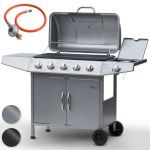 2 offres barbecue a gaz broil master comparateur de prix sur internet. Black Bedroom Furniture Sets. Home Design Ideas
