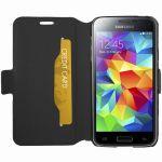 Mocca ERSA61 - Housse pour Galaxy S5 mini