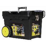 Stanley 1-97-503-5 - Coffre de chantier roulant 50 litres