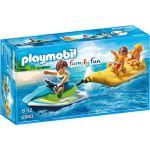 Playmobil 6980 Family Fun - Vacanciers avec Jet-Ski et Banane
