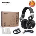 Bluedio Turbine 2 plus - Casque sans fil Bluetooth 4.1