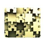 MCAD 190441 - Tapis de souris Puzzle