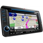 Kenwood DNX525DAB - Autoradio DVD/MP3/DIVX/USB/iPod 2DIN DAB Navigation Europe