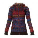 Roxy Resin Bonded Sherpa - Veste à capuche zippée femme