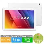 """Asus Zenpad 10 (Z300C) 64 Go - Tablette tactile 10.1"""" sous Android Lollipop 5.0"""