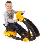 Smoby Simulateur de conduite Pilot Vtwin Biker avec support