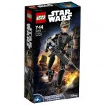 Lego 75119 - Star Wars : Sergeant Jyn Erso - Buildable Figures