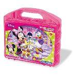 Clementoni Puzzle 12 cubes : Minnie Club House (41171)