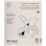 Bugaboo Adaptateurs de coque auto maxi cosi pour poussette Bee